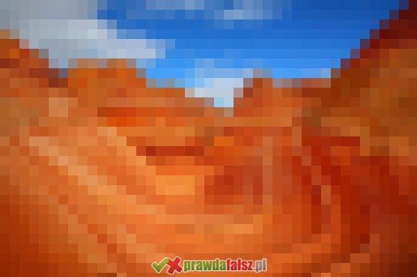 Niesamowite kamienne fale z Arizony